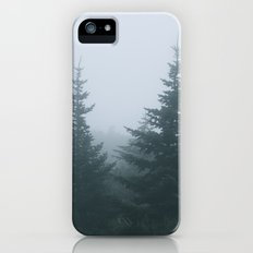 Evergreen Fog iPhone (5, 5s) Slim Case
