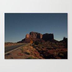 Open Range Canvas Print