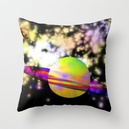 Guardian Of The Galaxy Throw Pillow