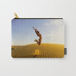 0799 Sandy Dune Nude | The Jump Carry-All Pouch