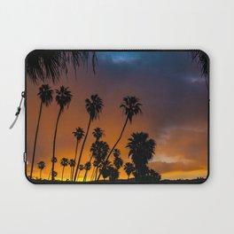Blazing Sunrise in Laguna Beach Laptop Sleeve