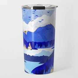 Blue Lake Travel Mug