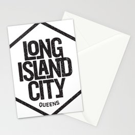 Long Island City, Queens Stationery Cards