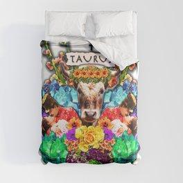 Taurus 2021 Vibes Comforters