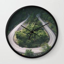 Rowena Crest II Wall Clock