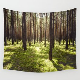FOREST - Landscape and Nature Photography Wall Tapestry