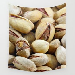 Pistachios Wall Tapestry
