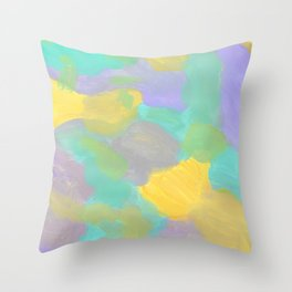 Abstract 2305 Throw Pillow