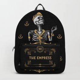 The Empress III Tarot Card Backpack