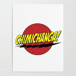 Chimichanga! Poster