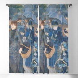 Auguste Renoir - The Umbrellas Blackout Curtain