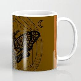 Witch Craft Orange Coffee Mug