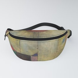 Red Balloon by Paul Klee Fanny Pack