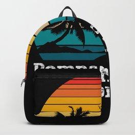 Pompano Beach FLORIDA Backpack