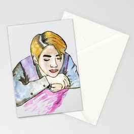 "Lee Jinki ""I'm Your Boy"".  Stationery Cards"
