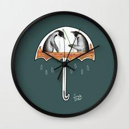 That's not an umbrella Wall Clock