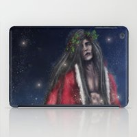 santa iPad Cases featuring Santa by Sharon VA