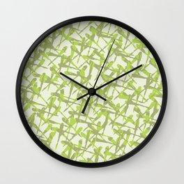 Untitled I | Manzana Wall Clock