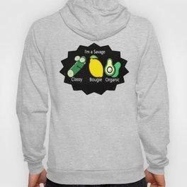 Organic Savage Hoody