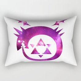 full metal alchemist -anime-morado-uroboros Rectangular Pillow