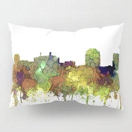 Colorado Springs Skyline SG - Safari Buff Pillow Sham