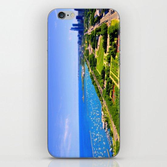 Grant Park iPhone & iPod Skin