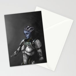 Dr. T'Soni Stationery Cards