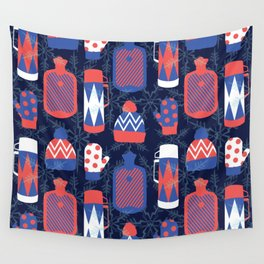 brrr Wall Tapestry
