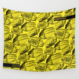 JA Swatches Wall Tapestry