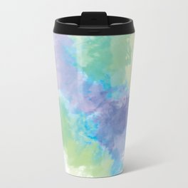 Aquarelle03 Metal Travel Mug