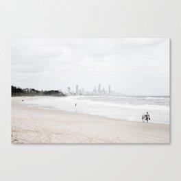 Surfers Paradise IV Canvas Print