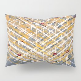 :: You Knit Me Together :: Pillow Sham