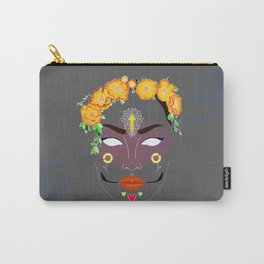 Muerte Carry-All Pouch