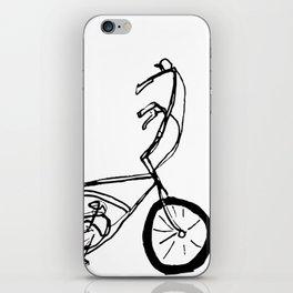 Schwinn Stingray Bicycle iPhone Skin
