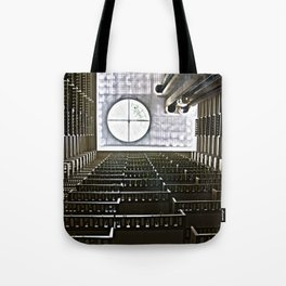 The Hyatt in downtown Atlanta, GA Tote Bag