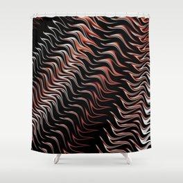 Tremors Shower Curtain