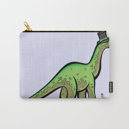 Fancy Dinosaur Carry-All Pouch