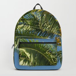 Hawaiian Coconut Palm Tree Backpack