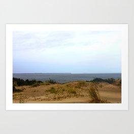Dunes [2] Art Print