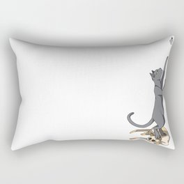 The Cats Rectangular Pillow