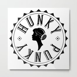 Hunky Punky - Tete #2 Metal Print