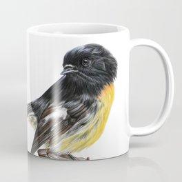 New Zealand Tomtit Coffee Mug