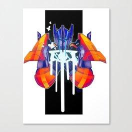 Matrix mistake Canvas Print