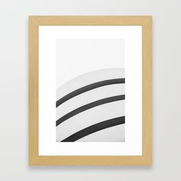 New York Guggenheim Framed Art Print