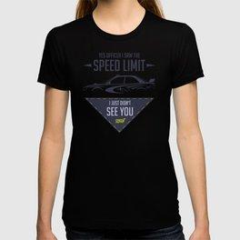 STI speed limit T-shirt