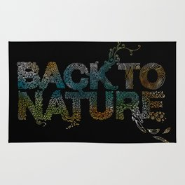Back To Nature Rug