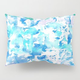 Contemplation for inner peace Pillow Sham