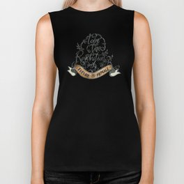 Join the Revolution- The Future is Female Biker Tank