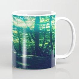 A Shadowed Path Coffee Mug