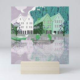 Norway 5 Mini Art Print